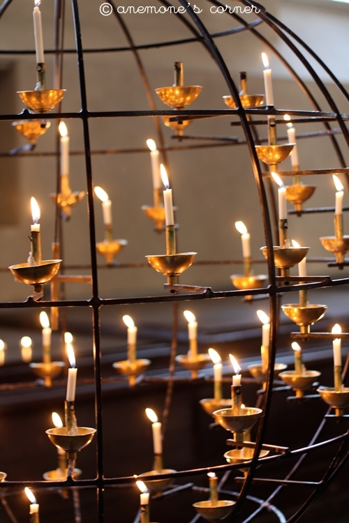 All'interno della Cattedrale..