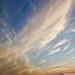 Cielo tramonto Terrasini