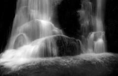Lower  Naked Creek, SNP VA (Our Land Photography) Tags: our bw art virginia waterfall nationalpark fineart va land largeformat viewcamera photographydave ourlandphoto kielwwwourlandphotocomfine