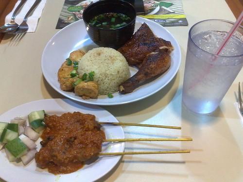 Lunch at Johor Bahru