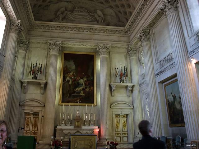 Chapelle Saint-Louis de l'Ecole Militaire