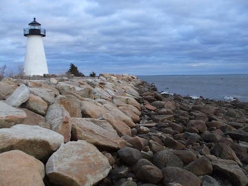 Ned's Point Lighthouse, Mattapoisett, Massachusetts