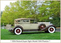 1934 Packard Super Eight (sjb4photos) Tags: car packard autoglamma 1934packard 2010glenmoorgathering
