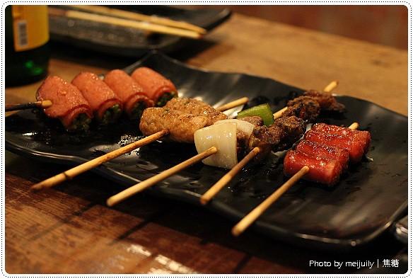[台中燒烤]就醬子烤吧有好吃的串燒 - 焦小糖生活館-美食與旅遊