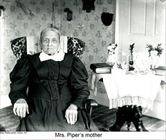 """Mrs. Piper's Mother"" of Dublin New Hampshire (Keene and Cheshire County (NH) Historical Photos) Tags: people women dublinnh dublinnewhampshire maryerobbe mrspiper"