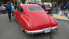49 chev (bballchico) Tags: edmondsclassiccarshow 1949 chevrolet fleetline edmondswashington classics customs hotrods carshow 206 washingtonstate