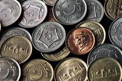 Rupee ,Currency of Pakistan ( Coins )