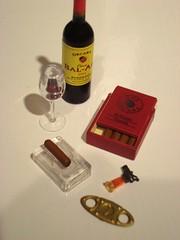Orcara wine culture (em`lia) Tags: miniature 16 rement megahouse playscale orcara