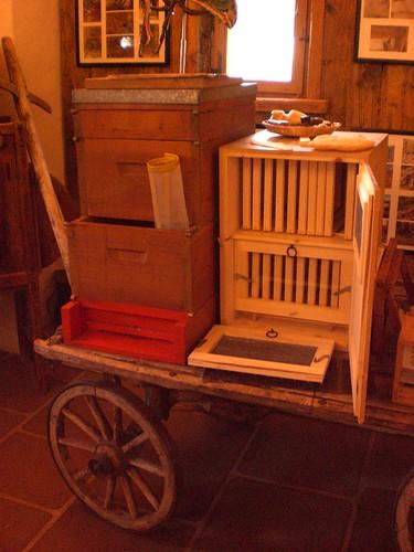 Das Museum gibt interessante Eindrücke in die Kunst der Bienenzucht