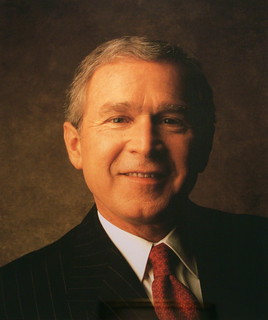 From http://www.flickr.com/photos/28567825@N03/5022988241/: George W. Bush, Time cover December 25 2000, .Person of the Year .