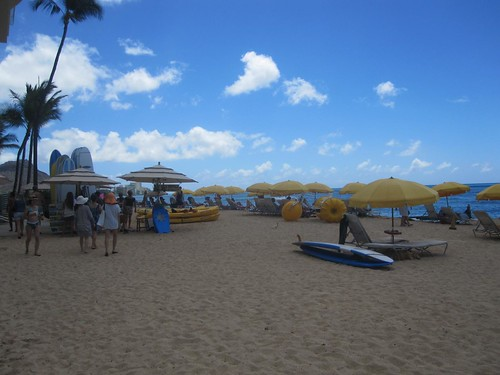 Fort Derussy Beach