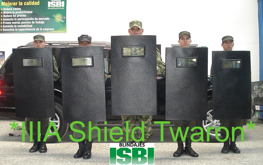 Swat Shield IIIA