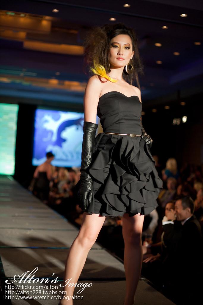Run way fashion show