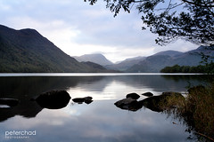 Ullswater_Lull (PeterChad) Tags: uk england lake fish nature water beauty relax fishing peace view dusk district scenic restful peaceful calm cumbria frame getty rest distance steamer mere chippy ullswater