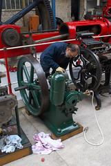 Préparation du moteur Gardner