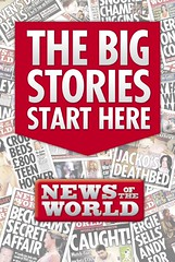News of the world Big stories