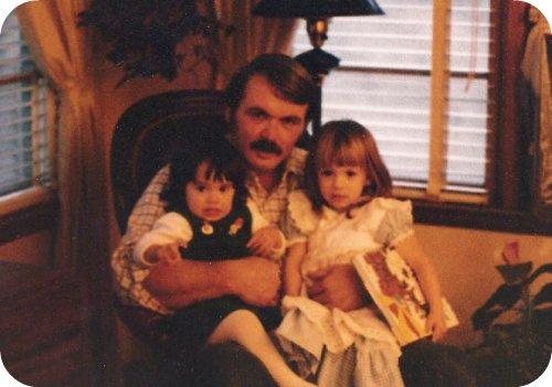 Me, Lorie, & Dad