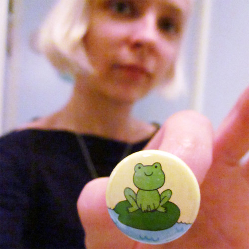Frog Pond Button 3