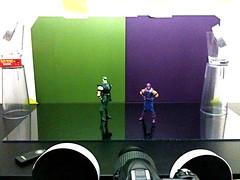 Green Arrow vs. Hawkeye Setup (JD Hancock) Tags: photo image picture cc setup nogeo inkitchen jdhancock