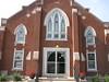 Vine Grove, KY - St Brigid Catholic Church (Associated Crafts) Tags: vinegrove kystbrigidcatholicchurch