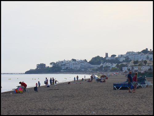Playa Cala de Mijas