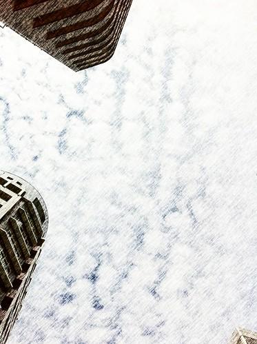 今日の写真 No.29 –本町/iPhone4 + CAMERAtan