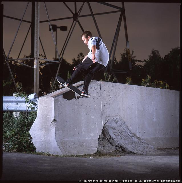 Sam Lind Front Board
