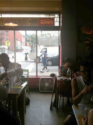 Brooklyn: Square Root Cafe