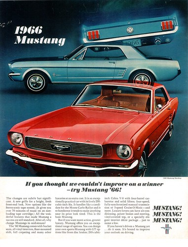Cool 1966 Ford Mustang images