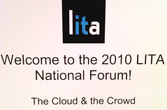 Welcome to LITA National Forum
