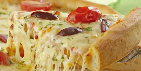 receita pizza rapida