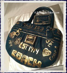 Coach Purse Cake & Wallet (A Sweet Life Cakery) Tags: she birthday boyfriend cake by closet one for this is coach all guess know wallet away her special using made pack purse when surprise be there loves them said everything persons he least purses has shes knows wont packed able awayat