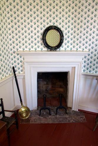 McDowell House-Overmountain Men  1614