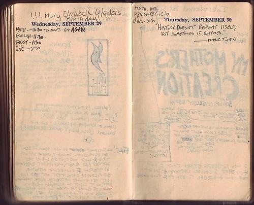 1954: September 29-30