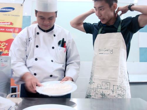 samsung - lee chong wei - microwave