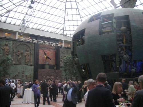 Увидеть Эхо - 4 (Часть II: Прием в честь 20-летия Эхо Москвы)