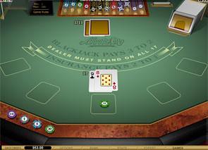 Atlantic City Blackjack Gold Series