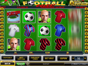 Football Rules slot game online review