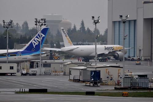 modell aerologic boeing 777