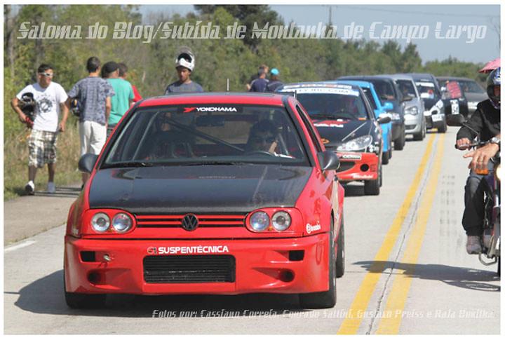 Volkswagen Golf VR6_Alberto Trivelato_Subida Montanha Campo Largo #2010 A
