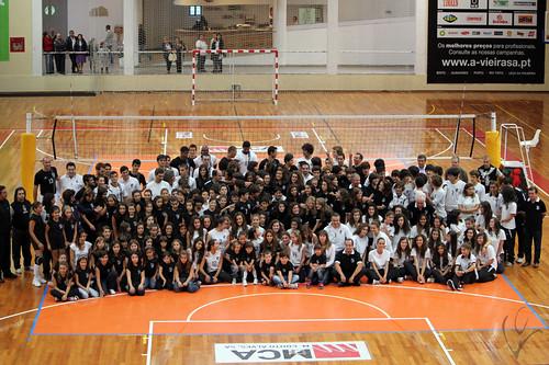 Apresentação Voleibol 2010/2011
