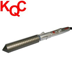 "KQC Swirl Professional Ceramic Curling Iron (1-1/4"")"