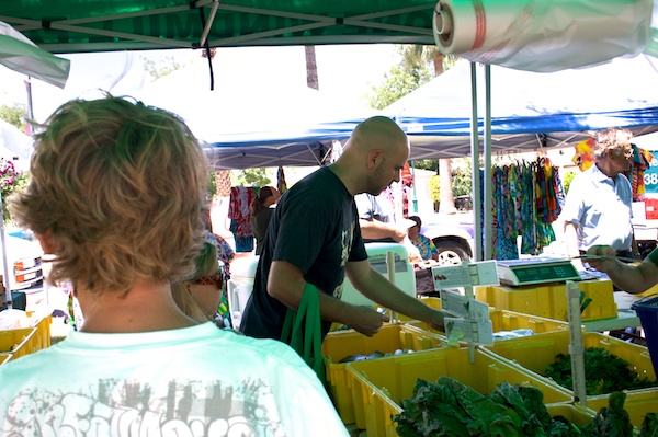 Mesa Farmer's Market