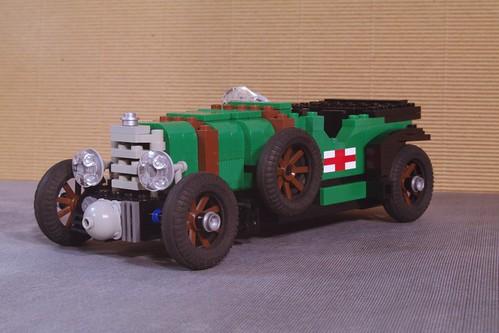 Bentley 4-Litre