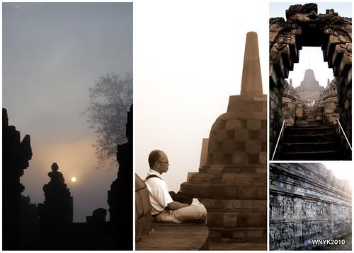 Borobudur Morn I
