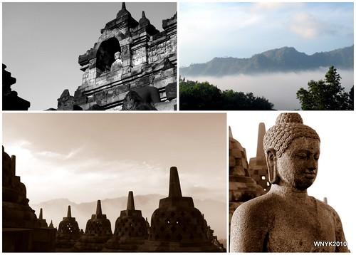 Borobudur Morn II