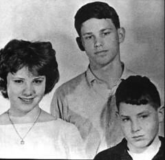 195X - Anne, Jim, Andy Morrison (justinetruant) Tags: doors johndensmore jimmorrison thedoors raymanzarek robbiekrieger