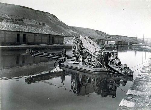 REHABILITACION DARSENA CANAL DE CASTILLA - VALLADOLID - PLANOS Y FOTOS ANTIGUAS14