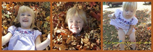Bree in leaves