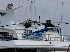Helicopters and Superyachts - PPRuNe Forums